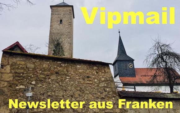 Burg in der Fränkischen